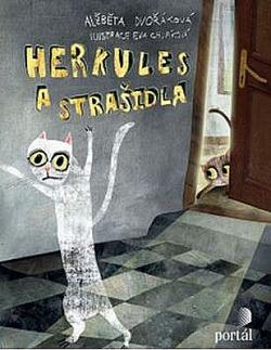 Herkules a strašidla obálka knihy