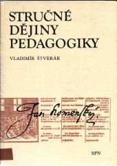 Stručné dějiny pedagogiky