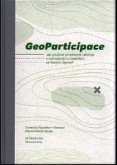 GeoParticipace obálka knihy
