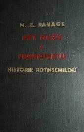 Pět mužů z Frankfurtu - Historie Rothschildů