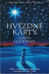 Hvězdné karty Lindy Goodman obálka knihy