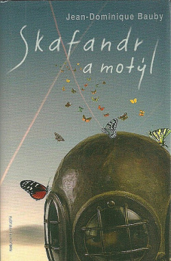 Skafandr a motýl obálka knihy