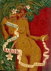 Barok: tři essaye obálka knihy