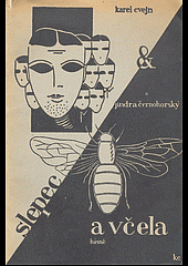 Slepec a včela obálka knihy