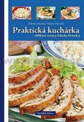 Praktická kuchárka - obľúbené recepty Zdenky Horeckej obálka knihy
