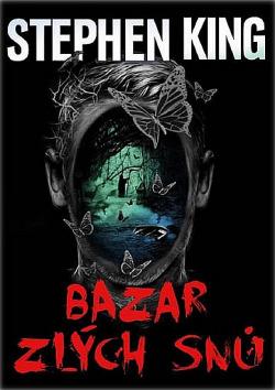 Bazar zlých snů obálka knihy
