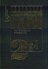 Všeobecná encyklopedie ve čtyřech svazcích, díl 2 - g/f