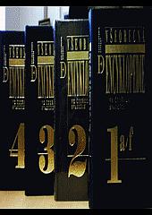Všeobecná encyklopedie ve čtyřech svazcích, díl 3 - m/r