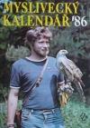 Myslivecký kalendář 1986