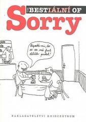 The Bestiální Of Sorry obálka knihy