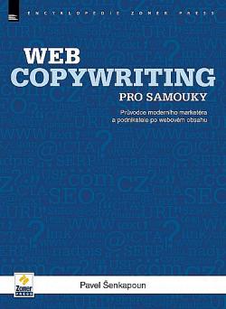 Webcopywriting pro samouky obálka knihy