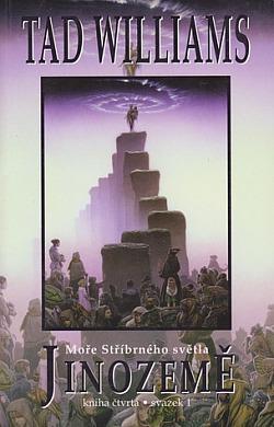 Jinozemě IV - Moře Stříbrného světla 1 obálka knihy