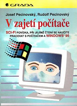 V zajetí počítače obálka knihy