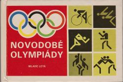 Novodobé olympiády obálka knihy