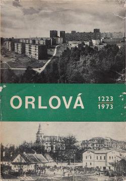 Orlová 1223 - 1973 obálka knihy