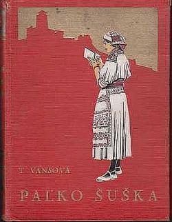 Paľko Šuška - Historia chudobného šuhaja obálka knihy
