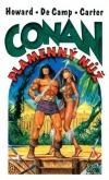 Conan a plamenný nůž obálka knihy