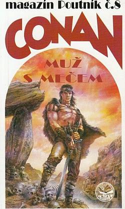 Conan: Muž s mečem obálka knihy