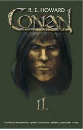 Conan II. obálka knihy