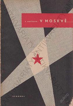 V Moskvě obálka knihy