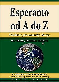 Esperanto od A do Z obálka knihy