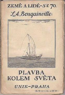 Plavba kolem světa obálka knihy