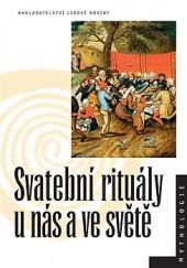 Svatební rituály u nás a ve světě obálka knihy