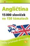 Angličtina 15000 slovíček ve 150 tématech