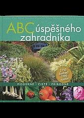 ABC úspěšného zahradníka obálka knihy