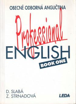 Professional English Book One obálka knihy