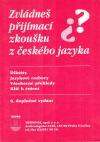 Zvládneš přijímací zkoušku z českého jazyka?