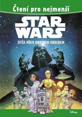 Útěk před Darthem Vaderem Obálka knihy