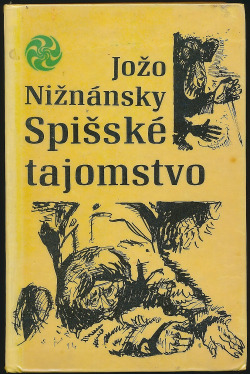 Spišské tajomstvo obálka knihy