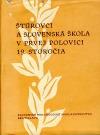 Štúrovci a slovenská škola v prvej polovici 19. storočia
