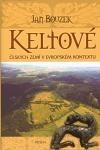 Keltové českých zemí v evropském kontextu obálka knihy