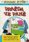 Krimikvíz #3: Vražda ve vaně