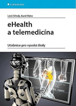 EHealth a telemedicína obálka knihy