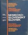 Nemecko-slovenský slovník