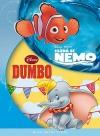 Moje první čtení - Dumbo a Hledá se Nemo