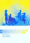 Ontogenetická psychologie pro sociální pracovníky