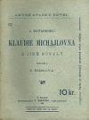 Klaudie Michajlovna a jiné novely