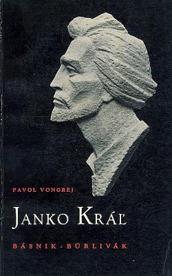 Janko Kráľ: básnik - búrlivák obálka knihy