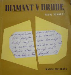 Diamant v hrude obálka knihy