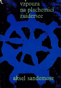 Vzpoura na plachetnici Zuidersee obálka knihy