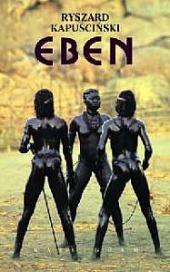 Eben obálka knihy