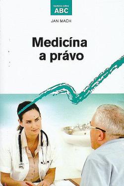 Medicína a právo obálka knihy