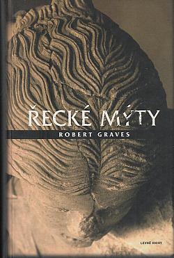 Řecké mýty obálka knihy