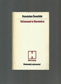 Súčasnosť a literatúra obálka knihy