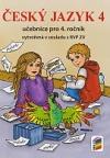 Český jazyk učebnice pro 4.ročník