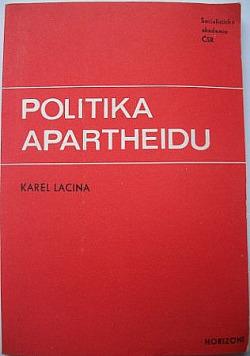 Politika apartheidu